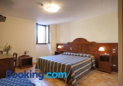 La Rocca - Assisi - Bedroom