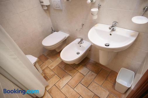 La Rocca - Assisi - Bathroom