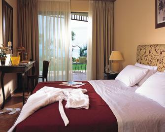 Grand Hotel Egnatia - Alexandroúpoli - Bedroom