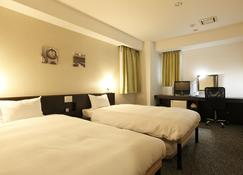 Business Hotel Sunpu - Shizuoka - Bedroom