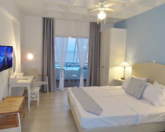 Seafront Studios And Apartments - Chios - Schlafzimmer