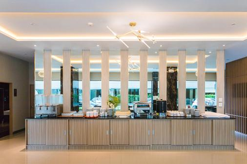 Patong Bay Residence - Patong - Buffet