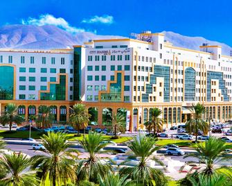 City Seasons Hotel Muscat - Маскат - Building