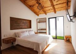 Real Carretero - Tapalpa - Bedroom