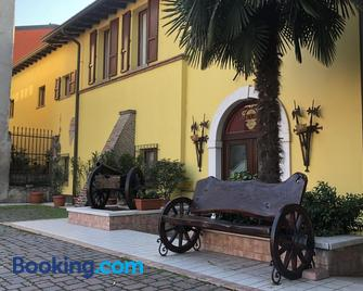Hotel Antica Fonte - Brescia - Building