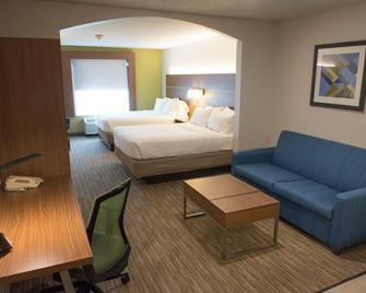 Holiday Inn Express & Suites Elkhart-South - Elkhart - Camera da letto