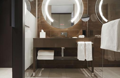 Hyatt Regency Amsterdam - Amsterdam - Bathroom