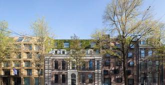 Hyatt Regency Amsterdam - Amsterdam - Building
