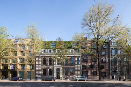 Hyatt Regency Amsterdam - Amsterdam - Toà nhà