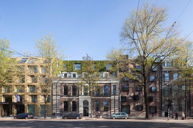 Hyatt Regency Amsterdam - Άμστερνταμ - Κτίριο