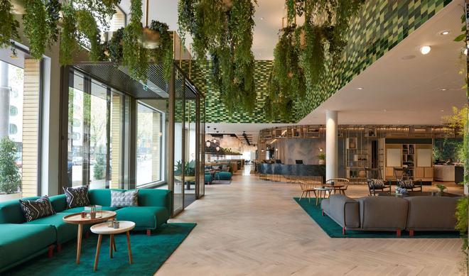 Hyatt Regency Amsterdam - Ámsterdam - Lobby