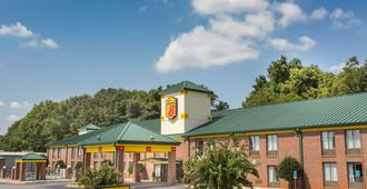 Super 8 by Wyndham Spartanburg/I-26 Exit 22 - Spartanburg - Edificio