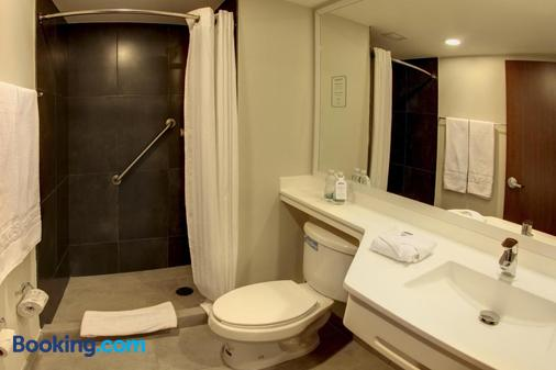 瓜達拉哈拉博覽會城市快捷酒店 - 薩波潘 - 瓜達拉哈拉 - 浴室