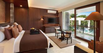 Royal Kamuela Villas & Suites at Monkey Forest, Ubud - Ubud - Bedroom