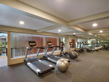 Royal Kamuela Villas & Suites at Monkey Forest Ubud - Ubud - Gym