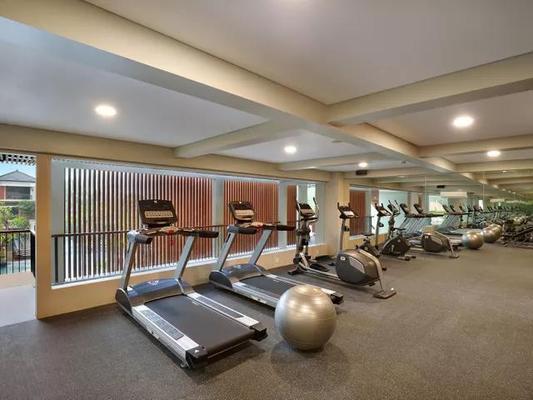 Royal Kamuela Villas & Suites At Monkey Forest, Ubud - Ubud - Gym