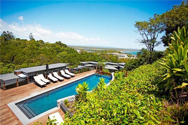 珮伯斯努薩渡假別墅 - 奴沙角 - 努沙海角 - 游泳池