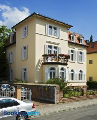 Hotel-Pension Berger - Heidelberg - Building