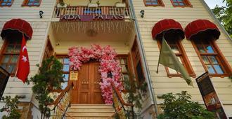 Ada Palas Boutique Hotel - Istambul - Edifício