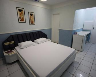 Rius Motel Limeira - Adults Only - Limeira - Schlafzimmer