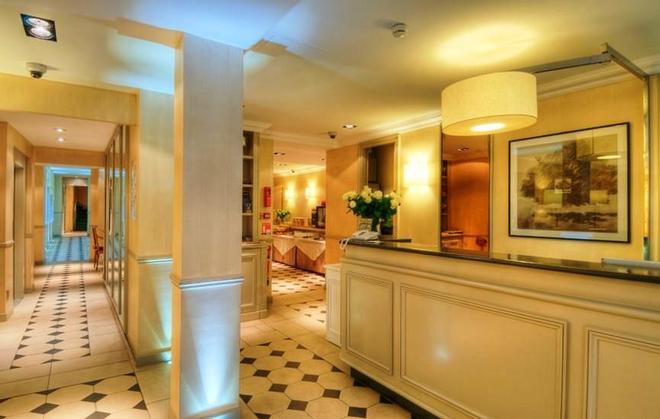 樹叢羅萊酒店 - 巴黎 - 巴黎 - 櫃檯