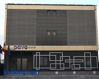 Pensiune Pavo - Piteşti - Building