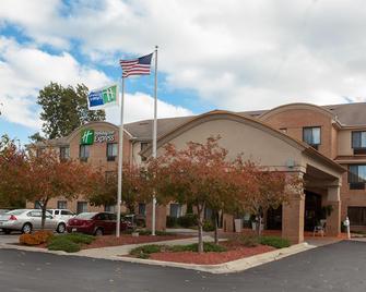 Holiday Inn Express Hotel & Suites Canton - Canton - Edificio