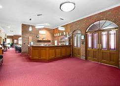 Country Plaza Halls Gap - Halls Gap - Rezeption