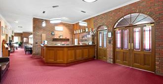 Country Plaza Halls Gap - Halls Gap - Ρεσεψιόν