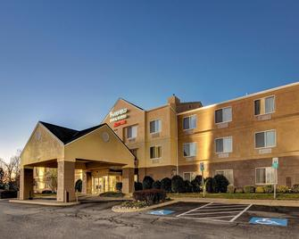 Fairfield Inn and Suites by Marriott Potomac Mills Woodbridge - Woodbridge - Building