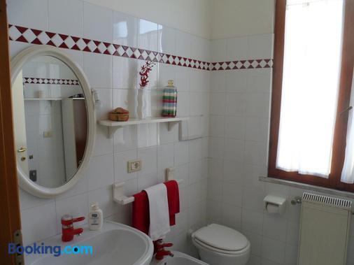 B&B Il Parco - Civitavecchia - Bathroom