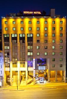 Sergah Hotel - Άγκυρα (Ankyra) - Κτίριο
