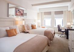 本傑明旅館 - 紐約 - 紐約 - 臥室