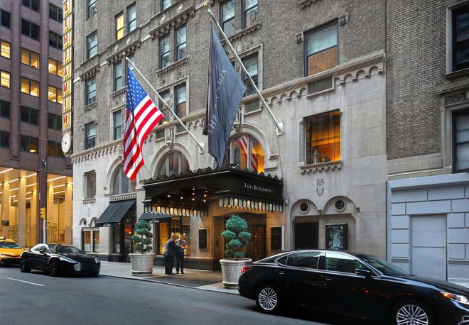 The Benjamin - Nueva York - Edificio