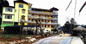 Fantasy Sapa Hostel - Sa Pá - Building