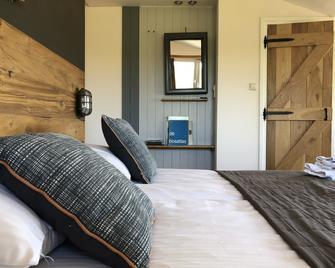 De Plank - eten drinken slapen - Noorbeek - Slaapkamer