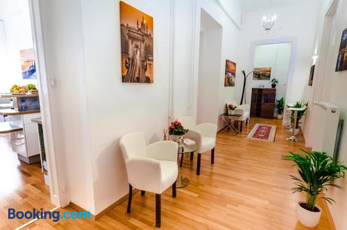 Anabelle Bed And Breakfast Budapest - Budapest - Building