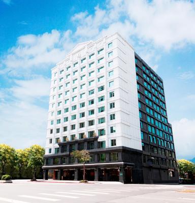 Golden China Hotel - Taipei - Building