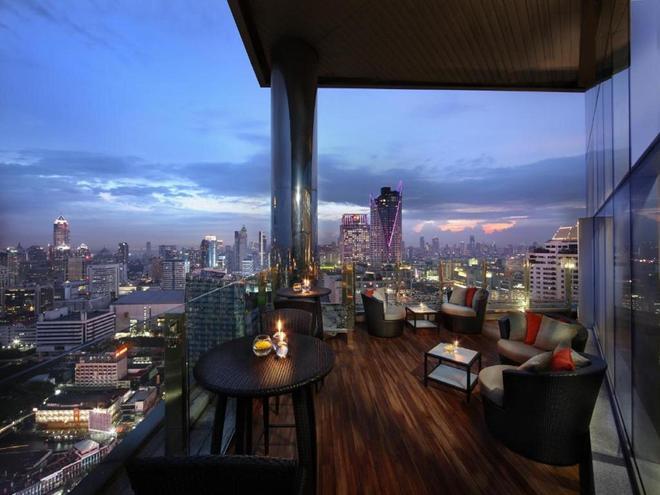 Amari Watergate Bangkok - Bangkok - Parveke