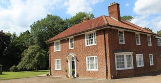 Beightons bed and Breakfast - Bury St. Edmunds - Edificio