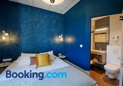 Hôtel de France Restaurant le Tast'vin - Beaune - Bedroom