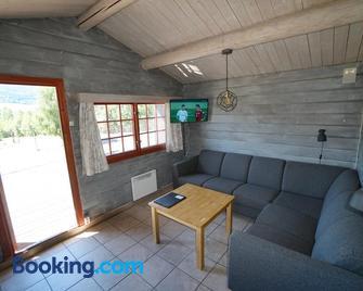 Lillehammer Turistsenter Camping - Lillehammer - Living room