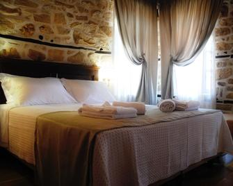 Chorostasi Mansion - Arnea - Bedroom