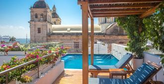 Casa Claver Loft Boutique Hotel - Cartagena - Pool