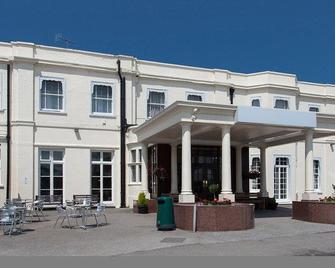 Russ Hill Hotel - Хорлі - Building