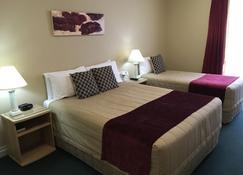 紐約汽車旅館 - 丹尼丁 - 但尼丁 - 臥室