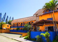 Pousada Pier36 - Peruíbe - Building