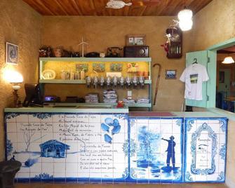 Pousada Casa de Taipa - São Miguel do Gostoso - Bar