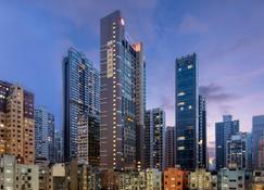 Ramada Hong Kong Harbour View - Hongkong - Rakennus