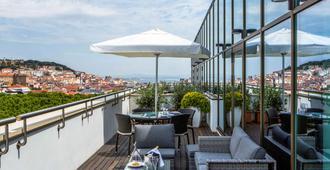 Sofitel Lisbon Liberdade - Lisbon - Balcony